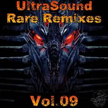 UltraSound Rare Remixes Vol 09: BACKUP CD