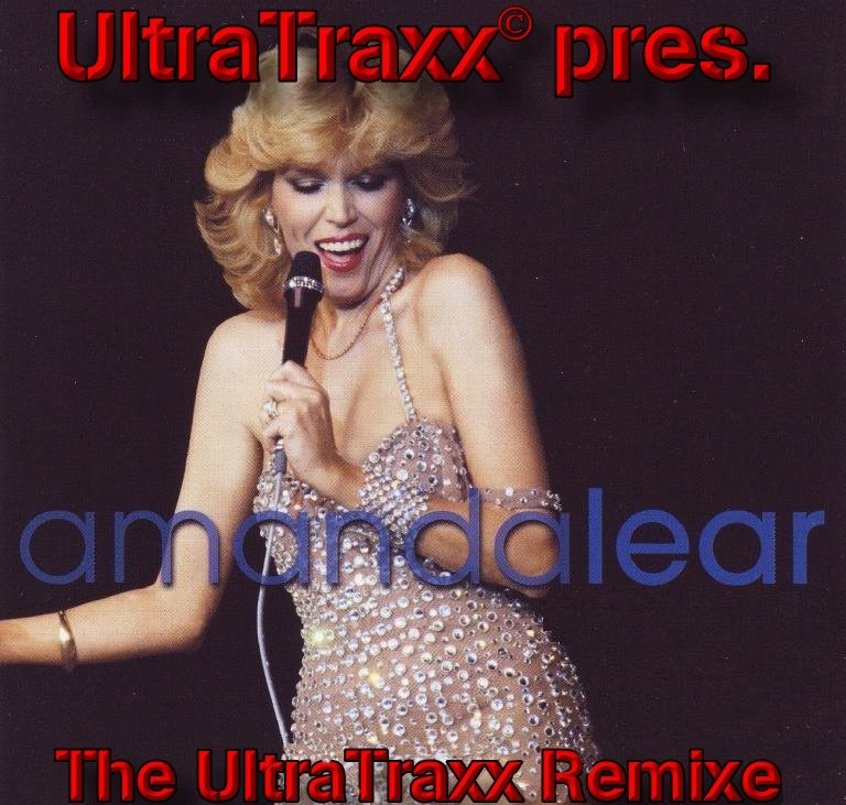 Amanda Lear - The UltraTrax Mixes: BACKUP CD