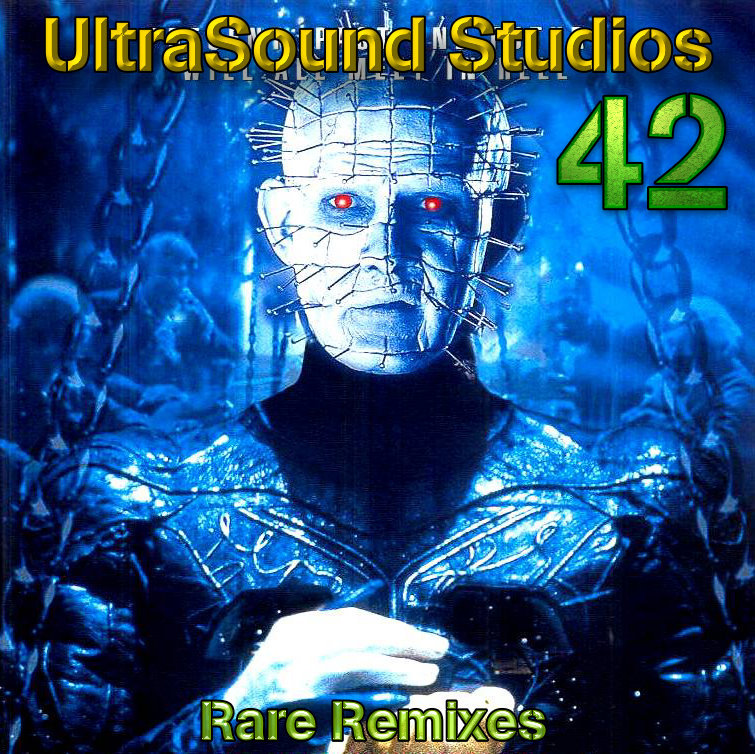 UltraSound Rare Remixes Vol 42: BACKUP CD