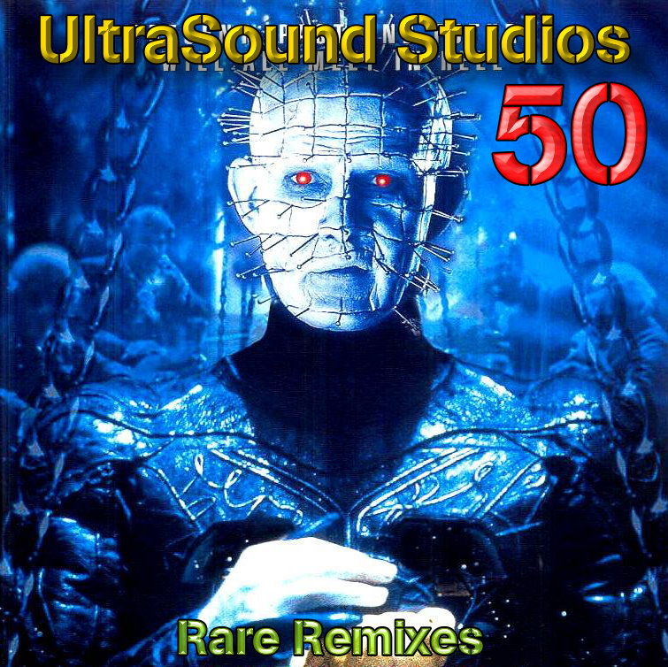 UltraSound Rare Remixes Vol 50: BACKUP CD