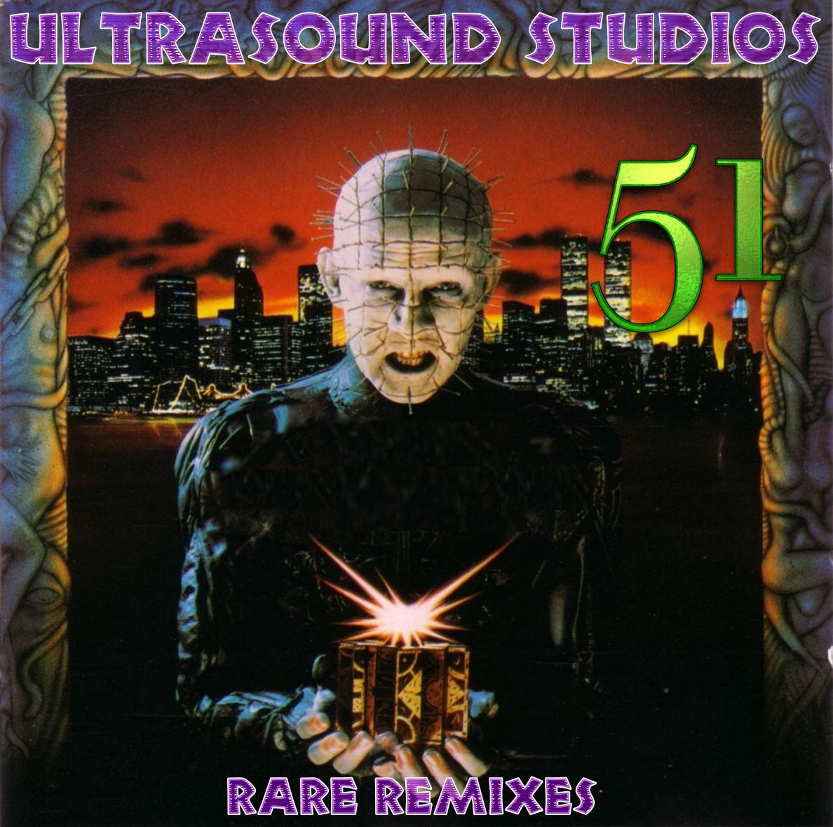 UltraSound Rare Remixes Vol 51: BACKUP CD