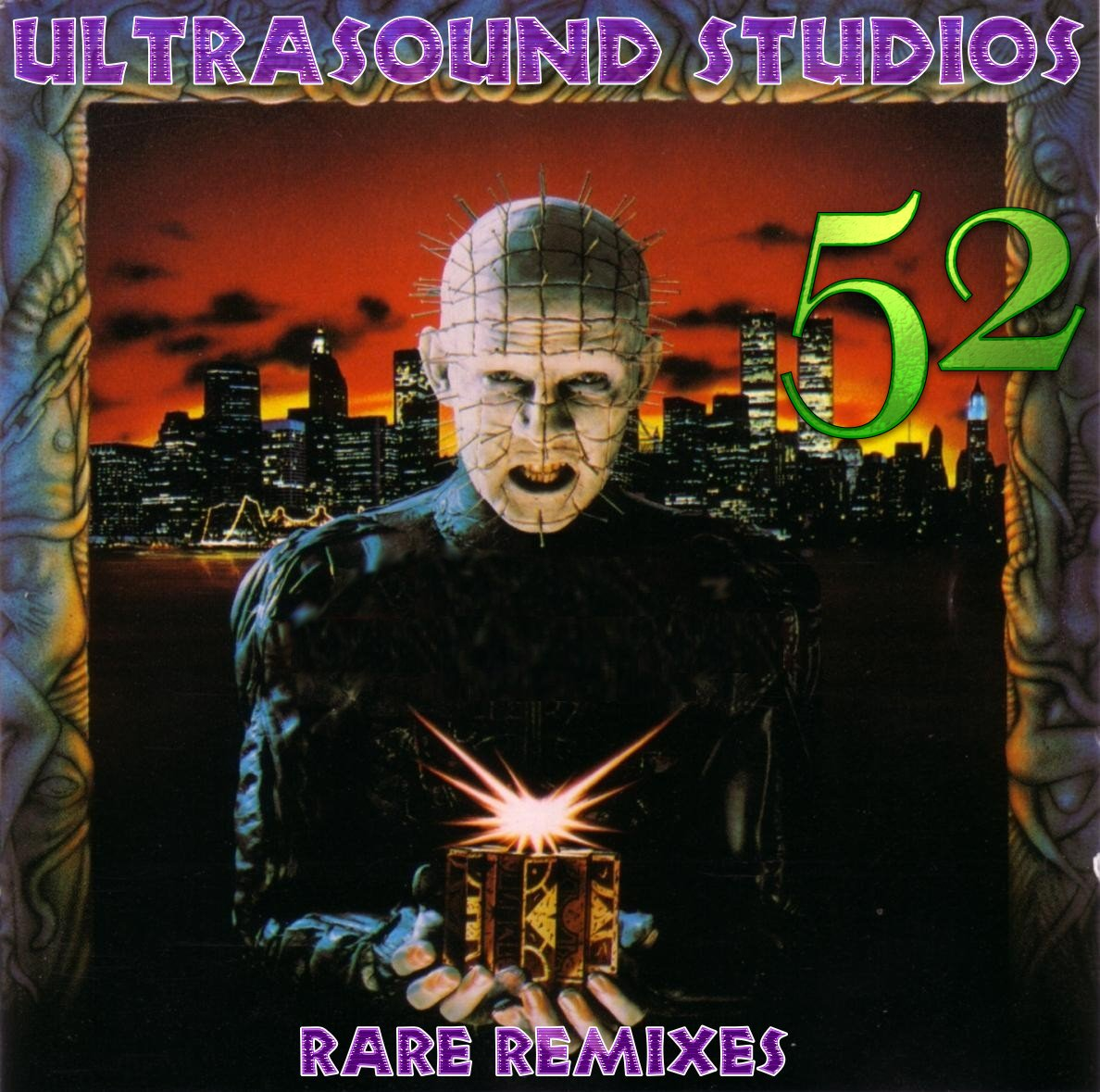 UltraSound Rare Remixes Vol 52: BACKUP CD