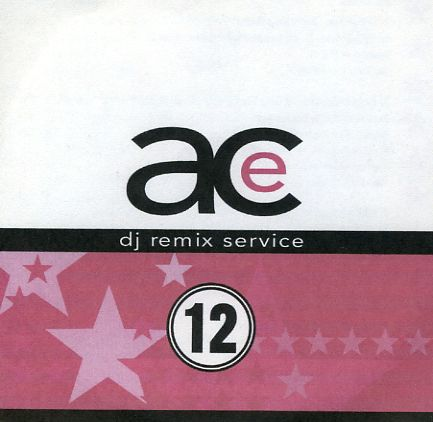 Ace Remix Service Vol 12: BACKUP CD