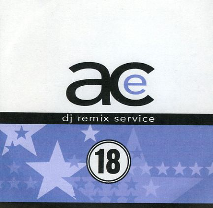 Ace Remix Service Vol 18: BACKUP CD