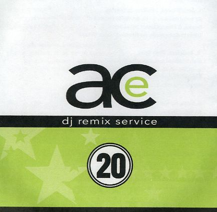Ace Remix Service Vol 20: BACKUP CD