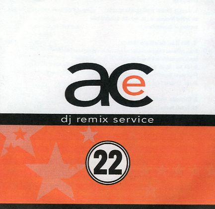Ace Remix Service Vol 22: BACKUP CD