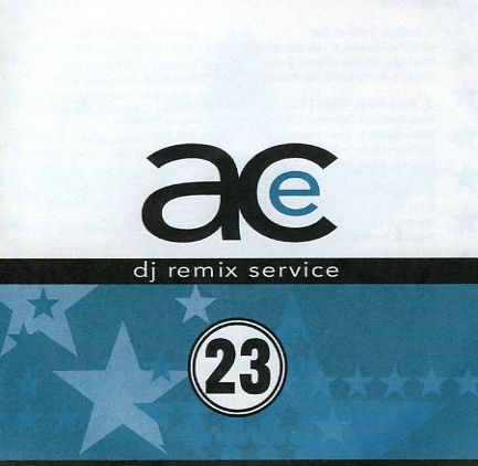 Ace Remix Service Vol 23: BACKUP CD