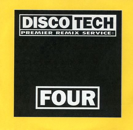 Discotech Vol 04: BACKUP CD