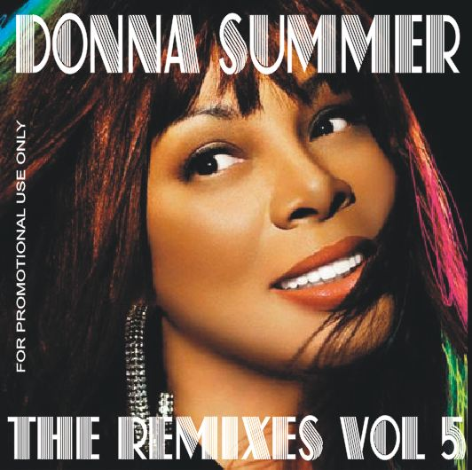 Donna Summer The Remixes Vol 05: BACKUP CD