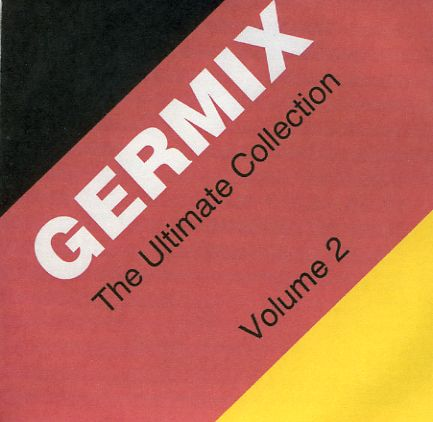 Germix Volume 2: BACKUP CD