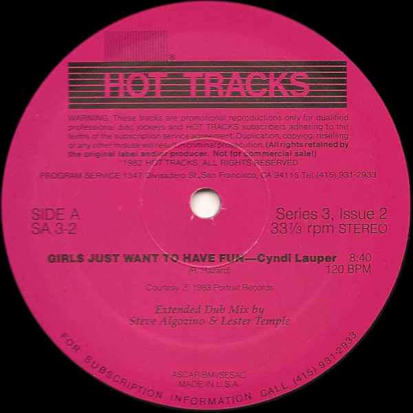 Hot Tracks 01-03: BACKUP CD