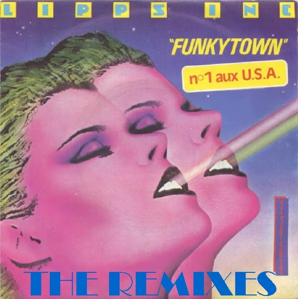 Lipps Inc - Funkytown The Remixes: BACKUP CD
