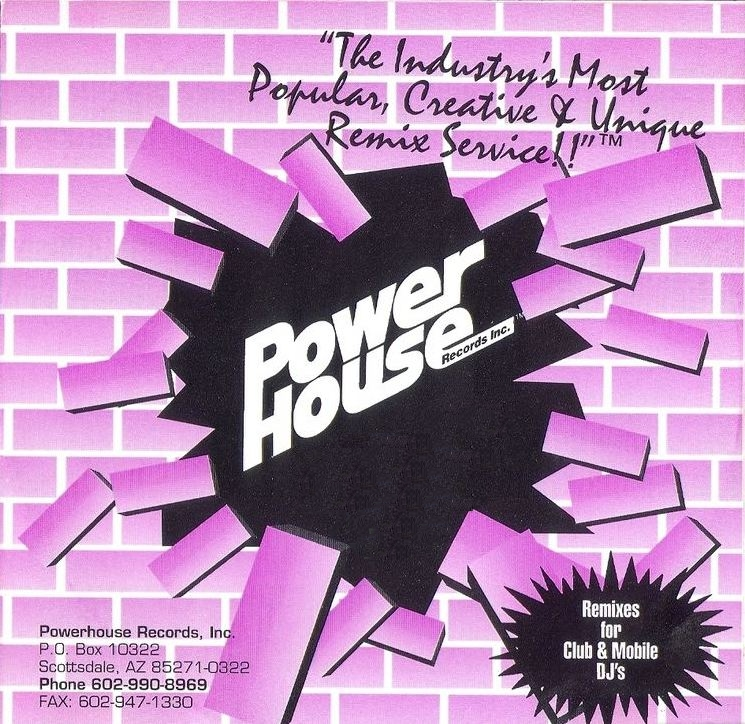 Powerhouse Best Of Club Classics Part 2: BACKUP CD