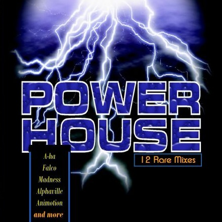 Powerhouse - 12 Rare Remixes: BACKUP CD