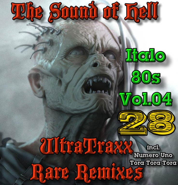 Rare Remixes Vol 28 - Italo 80's 4 Ultratraxx: BACKUP CD