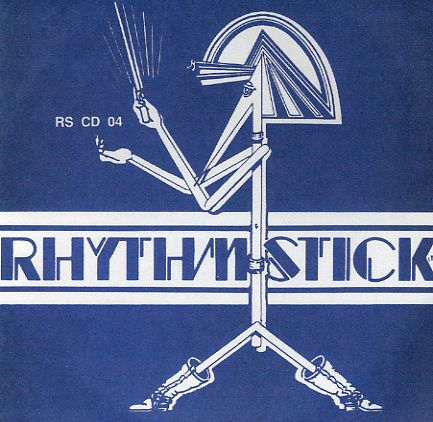 Rhythm Stick CD Vol 4: BACKUP CD