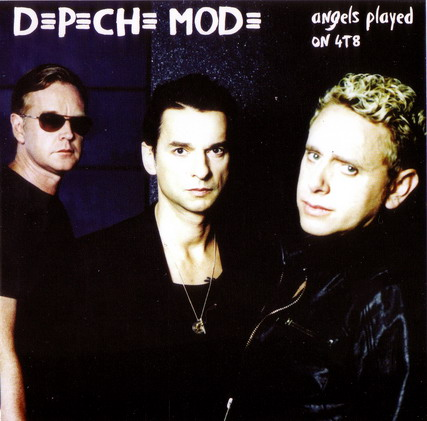 DEPECHE MODE the 48th strike - mixes: BACKUP CD