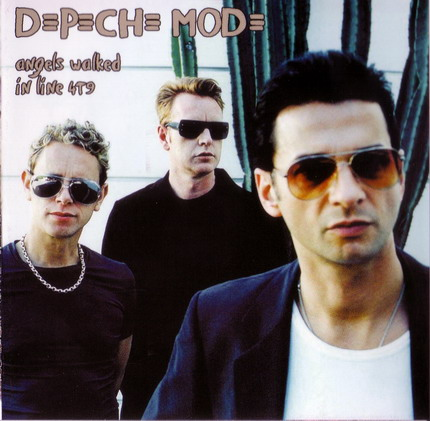 DEPECHE MODE the 49th strike - mixes: BACKUP CD