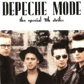 DEPECHE MODE the 9th strike - mixes: BACKUP CD