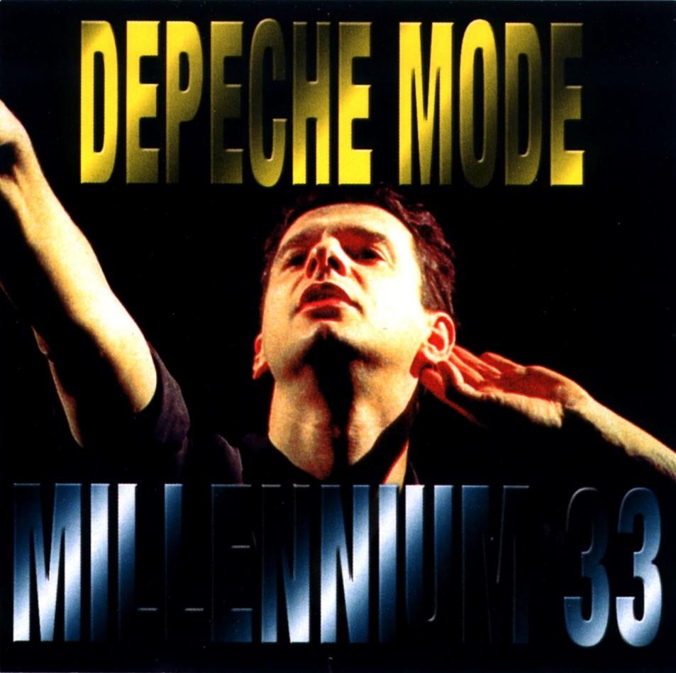 Depeche Mode Millennium 33